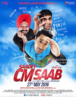 Saadey CM Saab 2016 Full Punjabi Movie 2016 Watch & Download