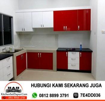 Tukang/jasa Bikin Kitchen Set, Lemari Pakaian, Tv Cabinet/rak Tv,