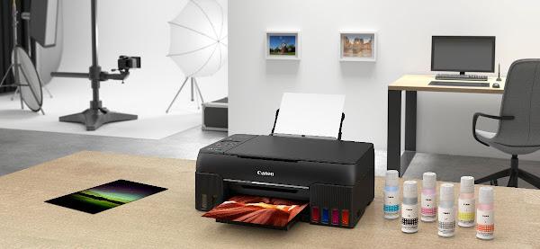 Canon apresenta impressoras MegaTank de próxima geração – em que a qualidade encontra a quantidade