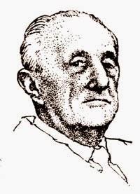 Hugo Steinhaus - rys. Antoni Chodorowski