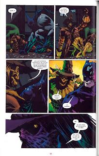 Cómic: Review de Batman: Los reyes del miedo de Scott Peterson y Kelley Jones - ECC Ediciones