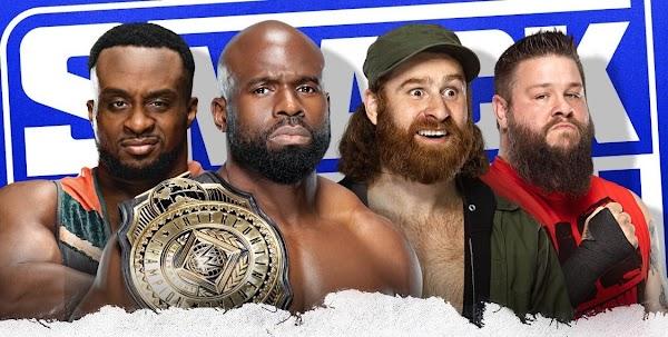 Repetición Wwe SmackDown 21 de Mayo 2021 Full Show