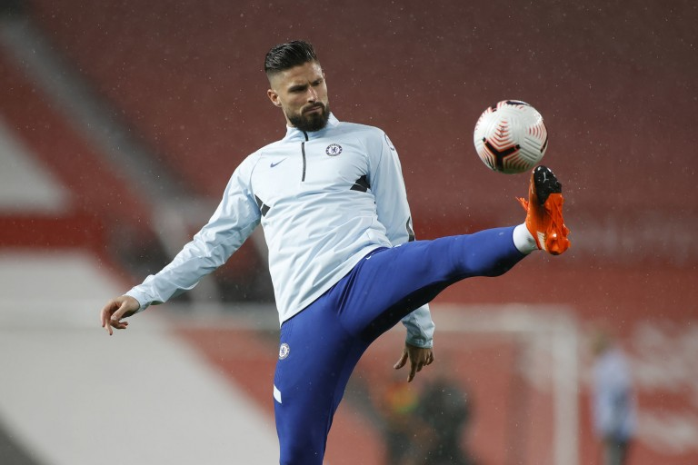 FOOTBALL - Mercato OM: Olivier Giroud, the Olympique the Marseille in pole position!