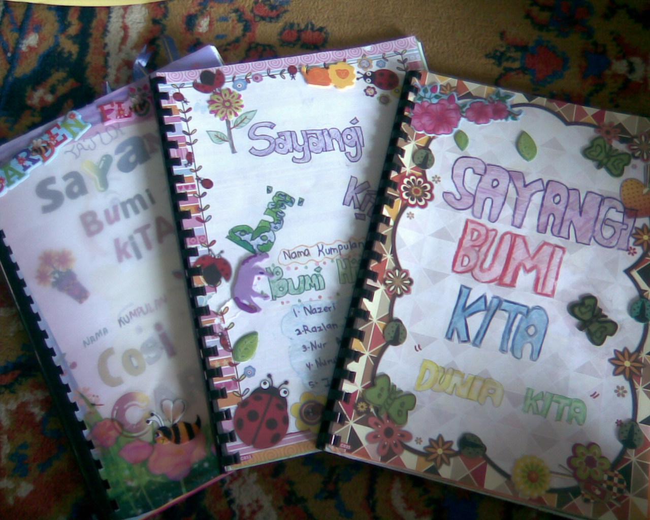 Contoh Buku Skrap Sejarah Tahun 5 Contoh O Cute766