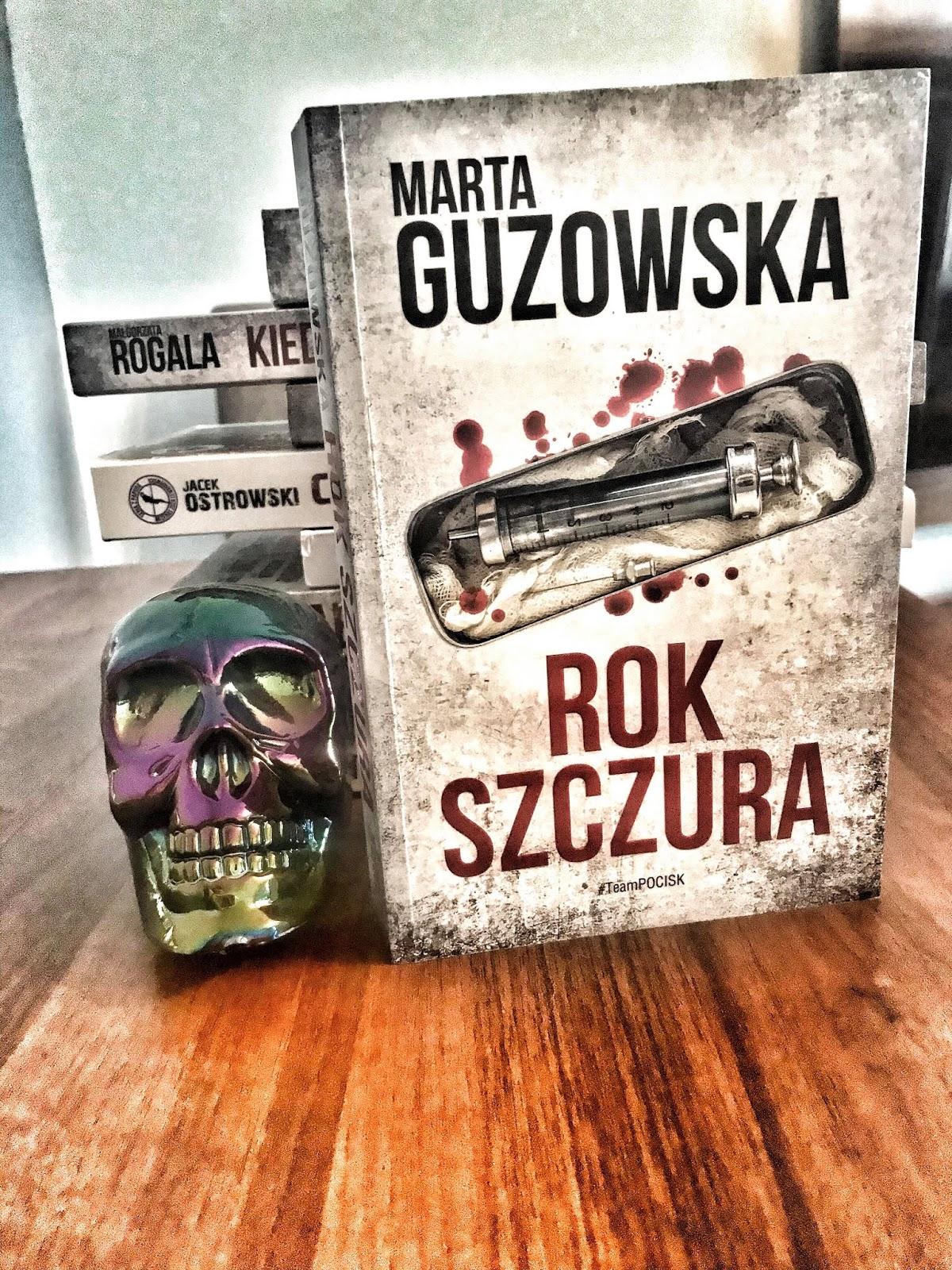 Marta Guzowska - Rok szczura