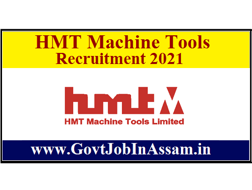 HMT Machine Tools Recruitment 2021 :: Apply For 12 Company Trainee Vacancy