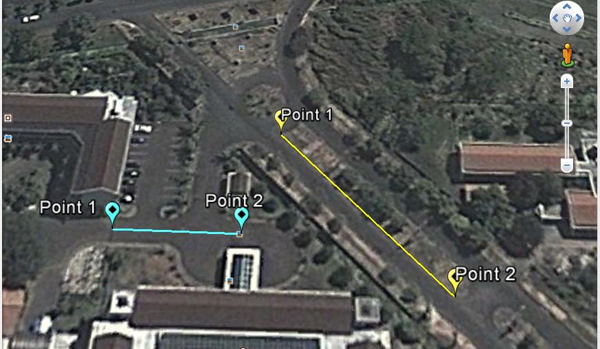 Mengukur Jarak tempuh menggunakan GPS