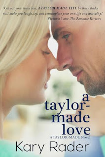 kary rader, a taylor made love, new adult romance novel