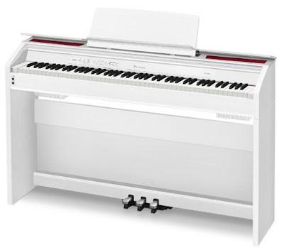 Sự khác nhau giữa đàn piano điện và đàn piano cơ