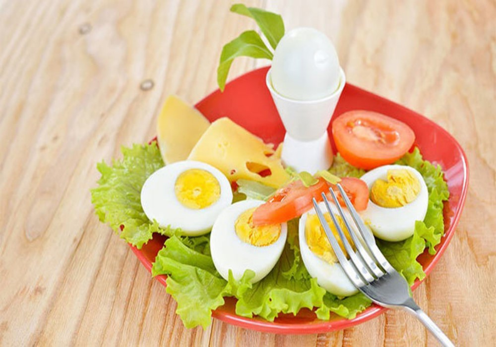 Boiled Egg and Grapefruit Diet