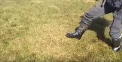 Earth moving ڤيديۆ: زەوى جولان كاتێك تۆ لەلايەن دەڕۆيت