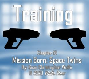 Join Jess and Walter on their first day of training.  From jacuzzis to loaded firearms, who knows what will happen next.
