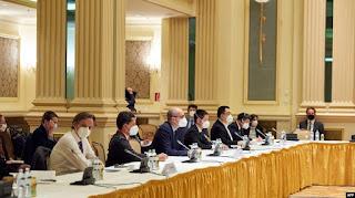 Uni Eropa Catat Kemajuan dalam Pertemuan Nuklir Iran