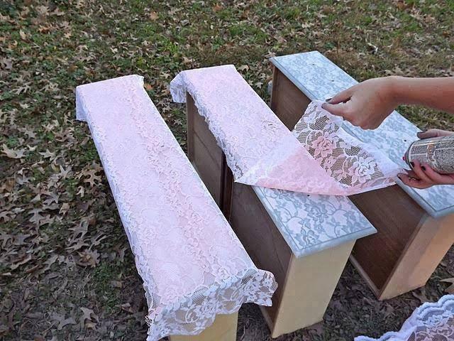 Decorare vecchi mobili la casa delle idee for Regalo mobili vecchi