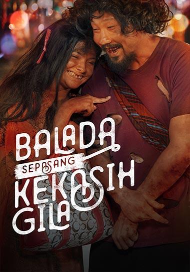 Nonton dan download Streaming Film Balada Sepasang Kekasih Gila (2021) Sub Indo full movie