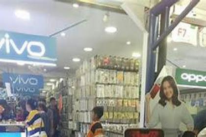 Contoh Gambaran Report Penjualan Harian Usaha Ponsel