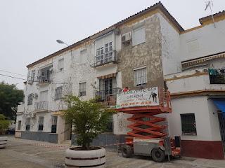 Trabajos realizados de altura en Sevilla 4