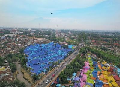 Kampung Wisata Unik di Jawa Yang Keren Banget