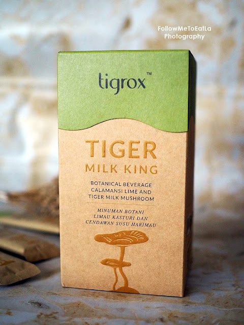TIGROX Tiger Milk King By WELLOUS To Protect & Improve Your Respiratory System