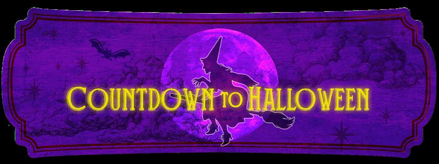 Countdown to Halloween...