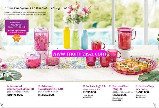 Brosur Promo Tupperware Bulan OKTOBER 2020