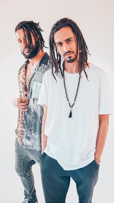 Destaques do reggae, Julies e Good Vibe lançam single em parceria