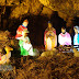 Ιωάννινα:Φως ...στη σπηλιά του μικρού Χριστού [βίντεο-φωτό]