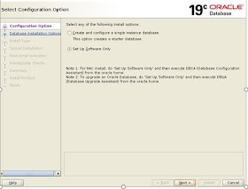 Oracle database 19c installation on Linux 7 step by step