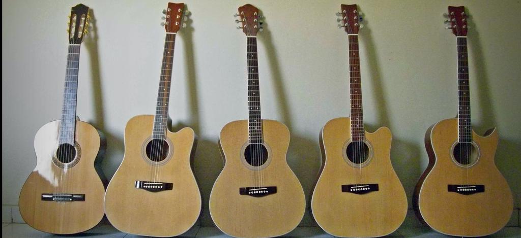 Produsen Gitar