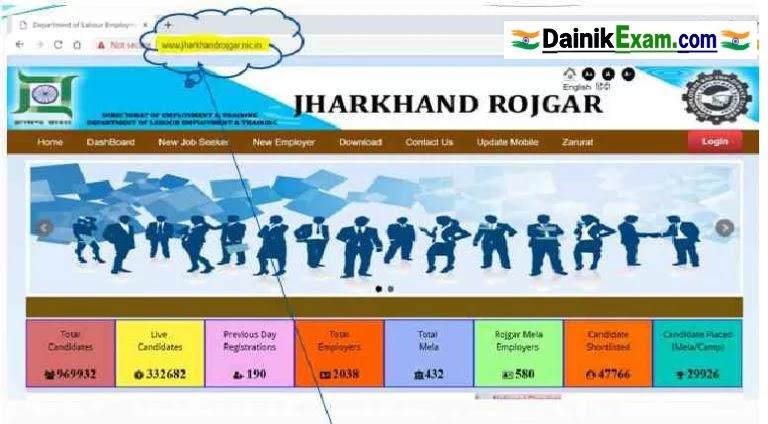 Jharkhand Berojgari Bhatta Registration 2020 |  झारखण्ड बेरोजगारी भत्ता 2020 | Jharkhand Unemployment Allowance Scheme 2020