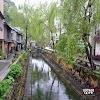 【培里之路】美國海軍准將走過的石板路 在垂柳下運河閒逛古老商店街