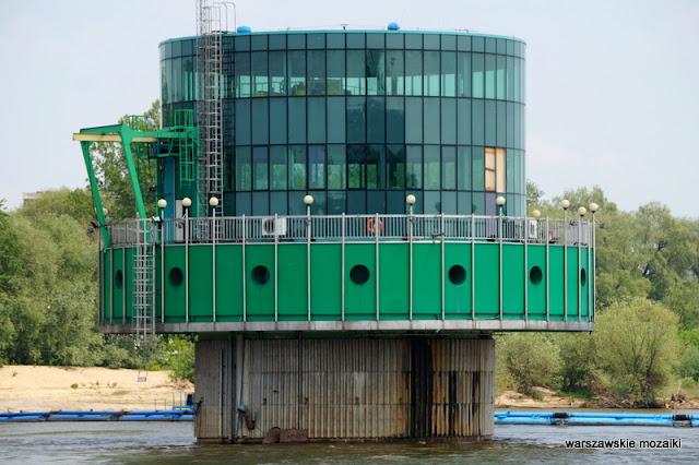 Warsaw miasto Wisła rejs po Wiśle city rok Wisły 2017 tramwaj wodny studnia