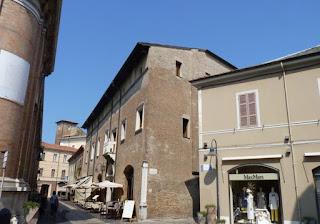 Calles de Ravenna.