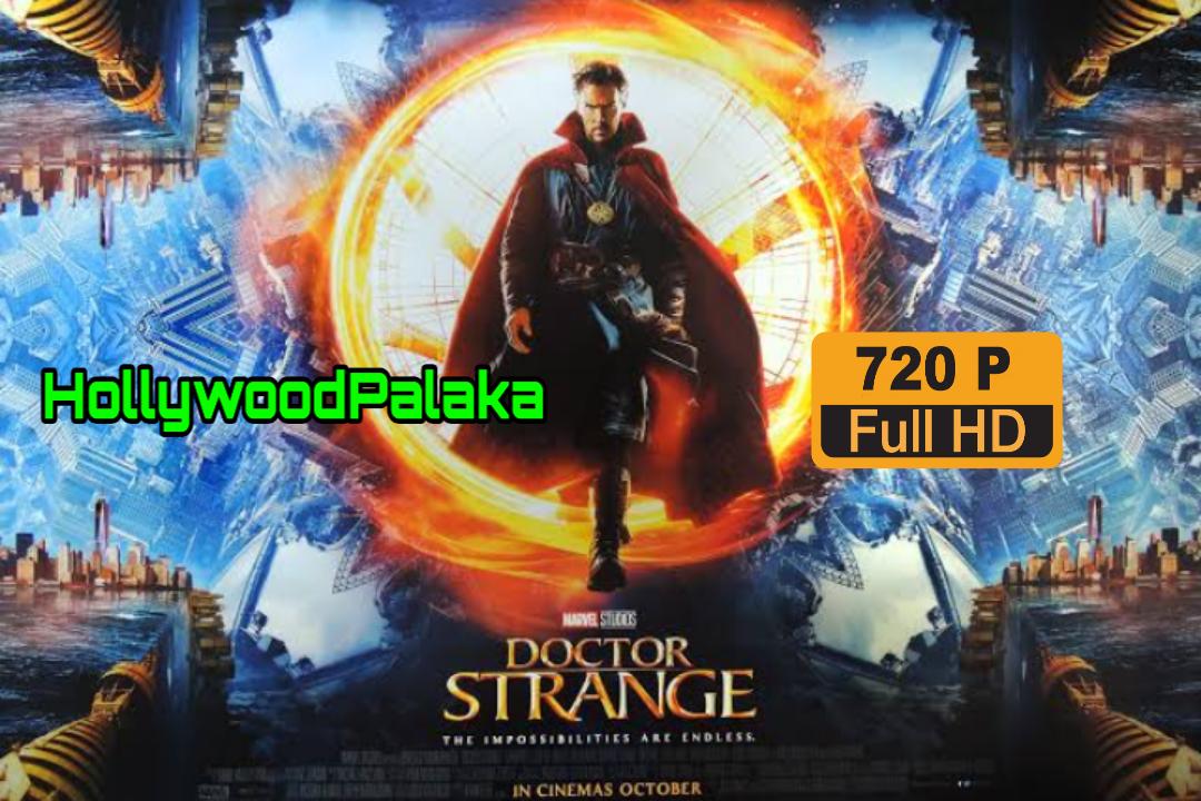 Free Download Doctor Strange 2016 In English Hindi Telugu And