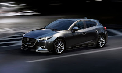 Magazin cars: SUBTLE MAZDA3 FACELIFT REVEALED IN JAPAN