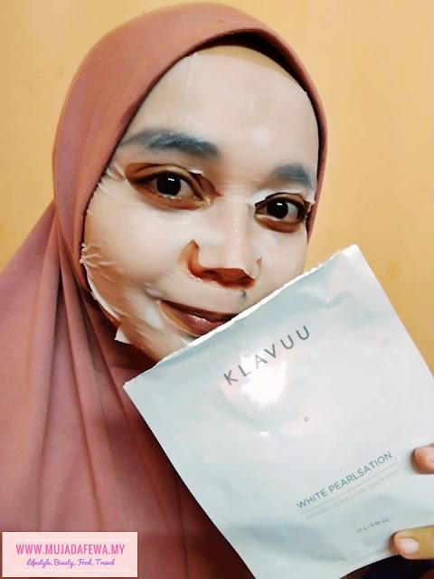 review produk klavuu dari korea, klavuu serum mask terbaik