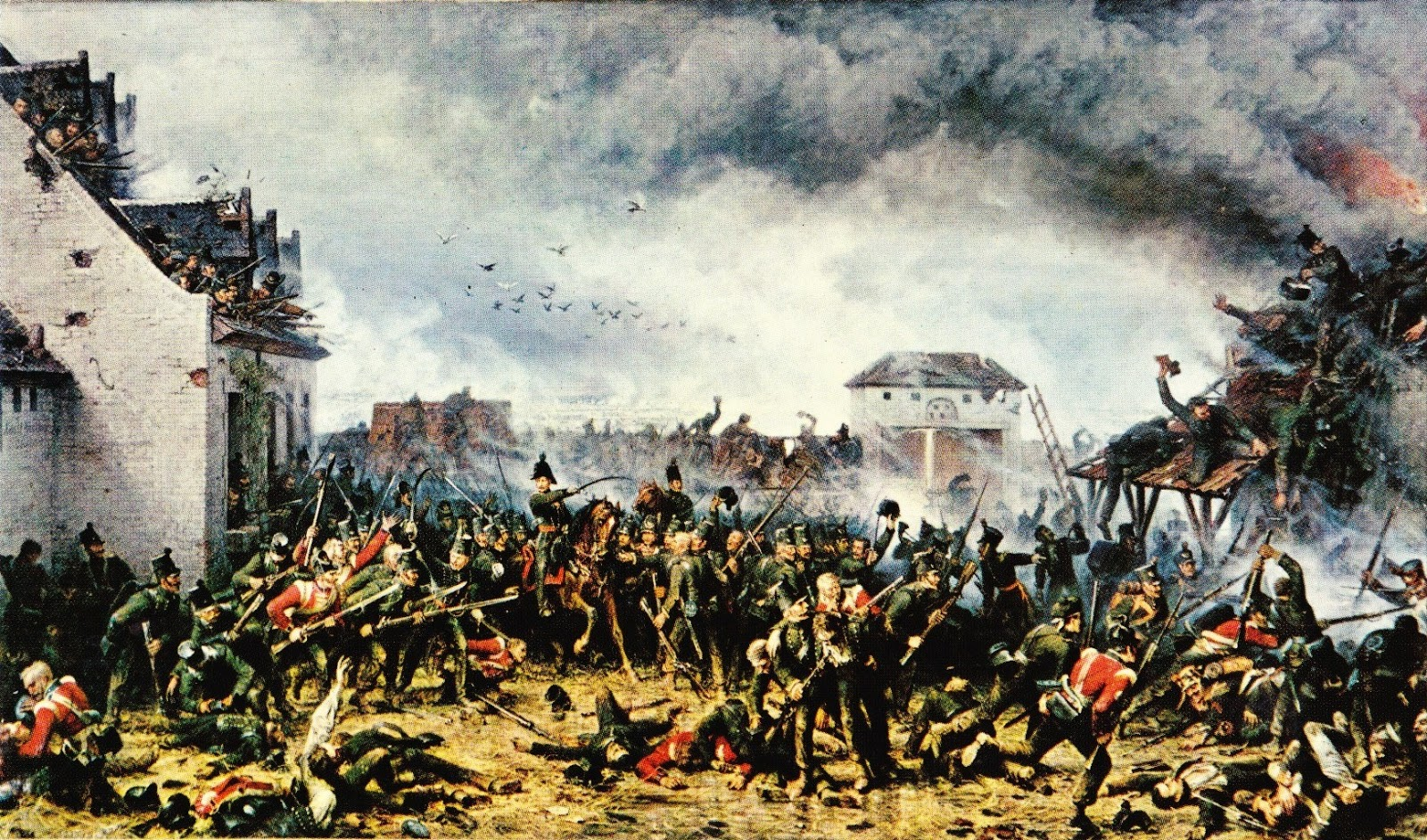 JJ's Wargames: Waterloo 200 - The Bicentenary of the ...