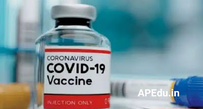 There is no option on corona vaccines ..!