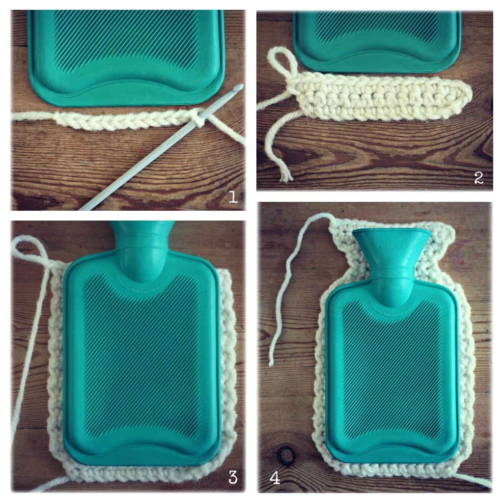 Coco Rose Diaries: Hot Water Bottle Cover Tutorial