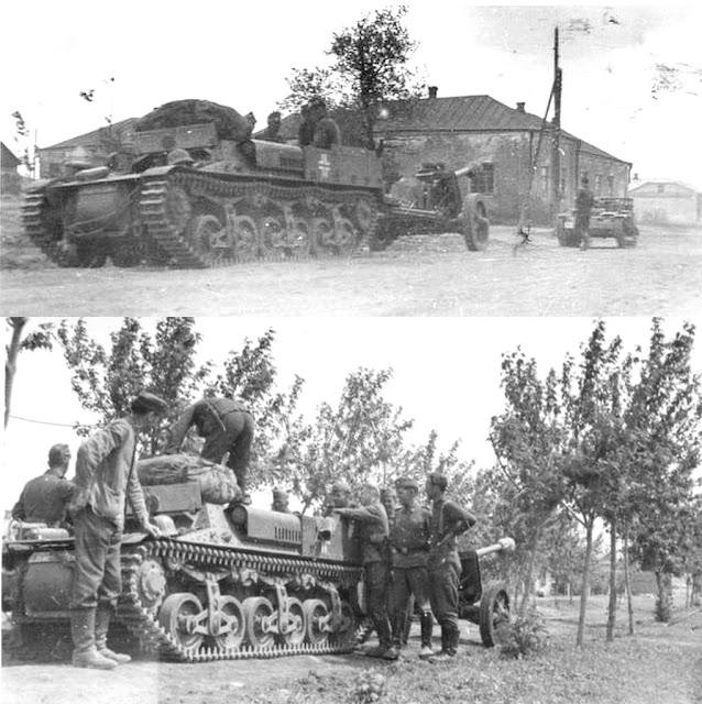 Lorraine Schlepper 37L (f) на восточном фронте