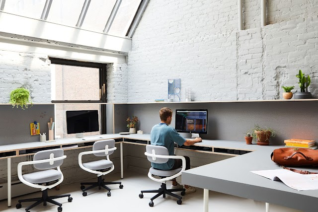 5 Trends of Office Design for 2019