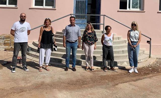 Το Δημοτικό σχολείο της Ασίνης θα στεγάσει το ειδικό νηπιαγωγείο Ναυπλίου
