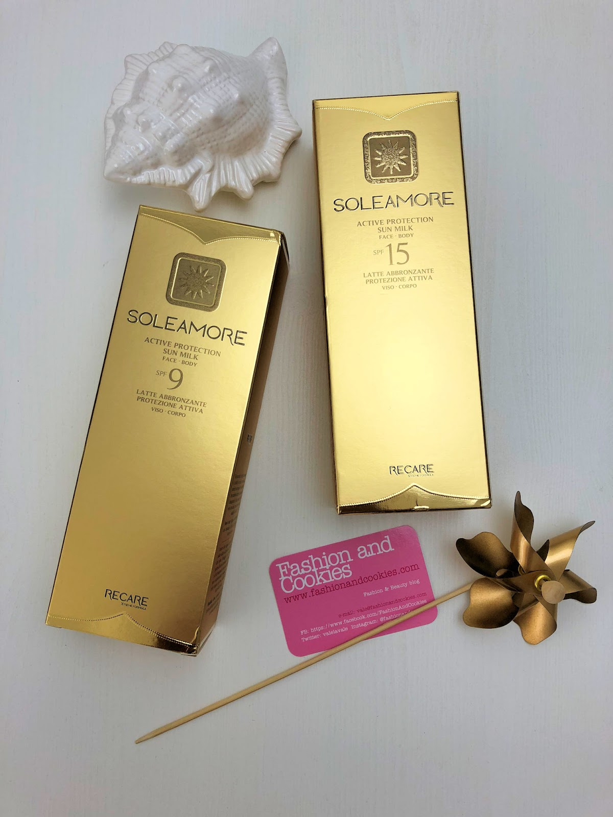 Come abbronzarsi velocemente e in sicurezza: solari Recare SOLEAMORE su Fashion and Cookies beauty blog, beauty blogger