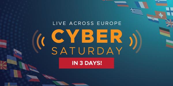 Cyber Saturday Live