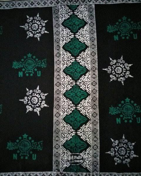 Sarung Nu motif Batik Pekalongan