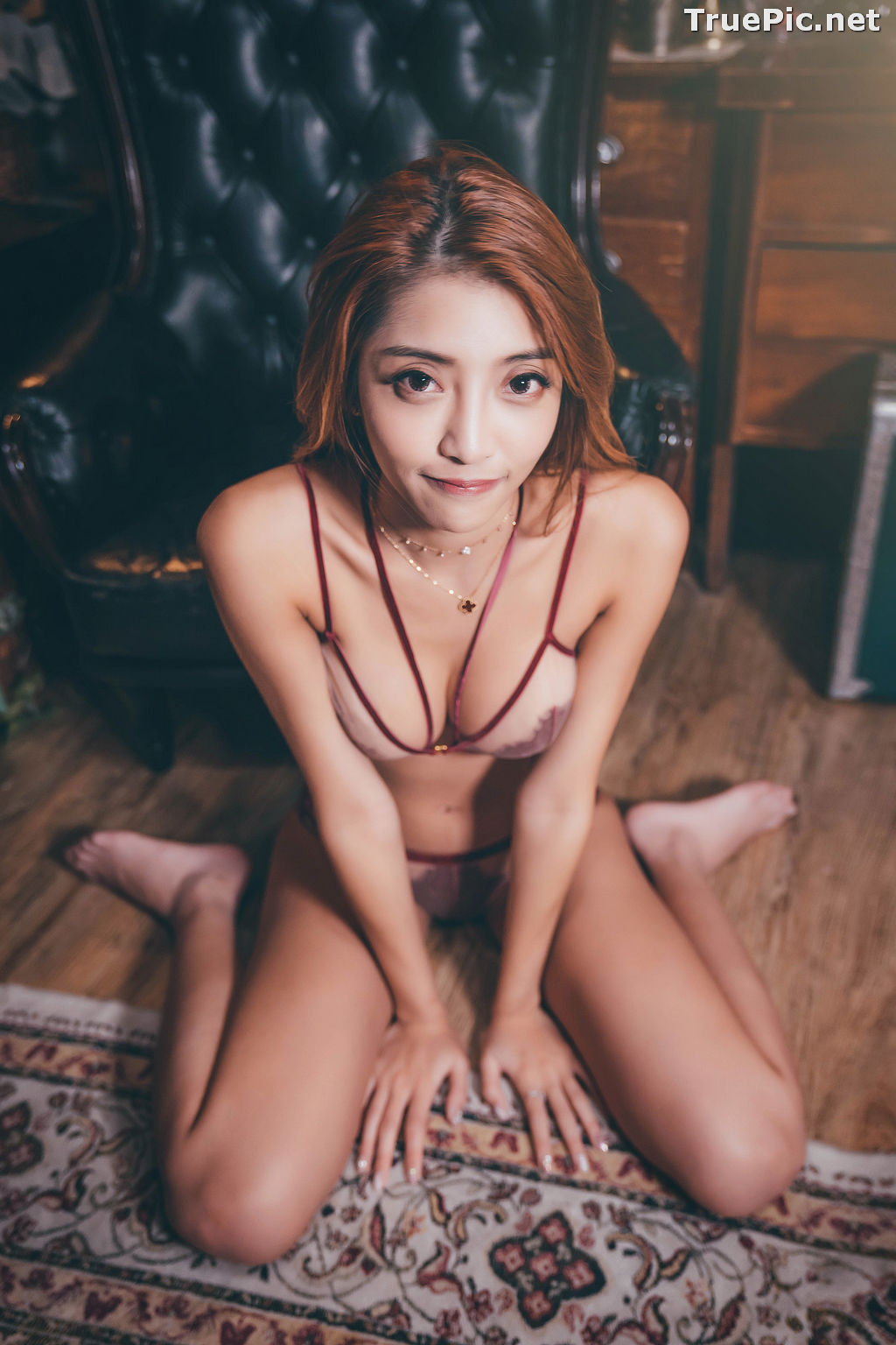 Image Taiwanese Model - 蘿拉Lola - Welcome To My Lingerie Show - TruePic.net - Picture-8