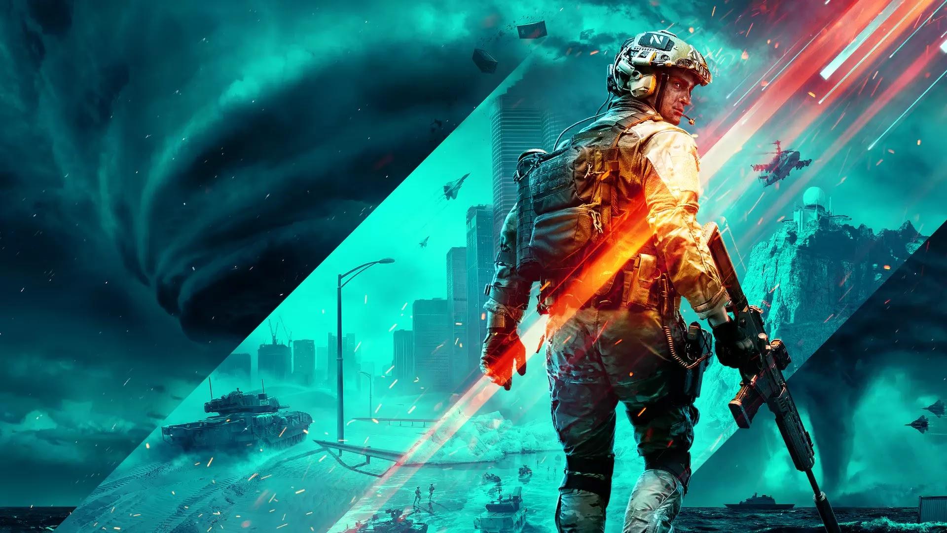 Xbox & Bethesda Games Showcase 2021 - Battlefield 2042
