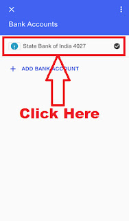 how can i remove my bank account in google tez upi app