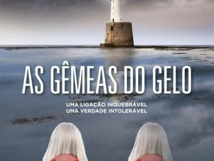 [Resenha] As gêmeas do gelo - S.K. Tremayne