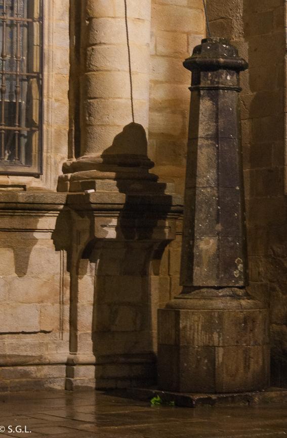 Sombra en Santiago de Compostela. Proyecto de la A a la Z